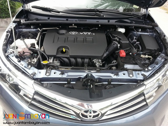 TOYOTA ALTIS 2016 Model