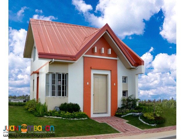 House and Lot for sale at a very affordable price!