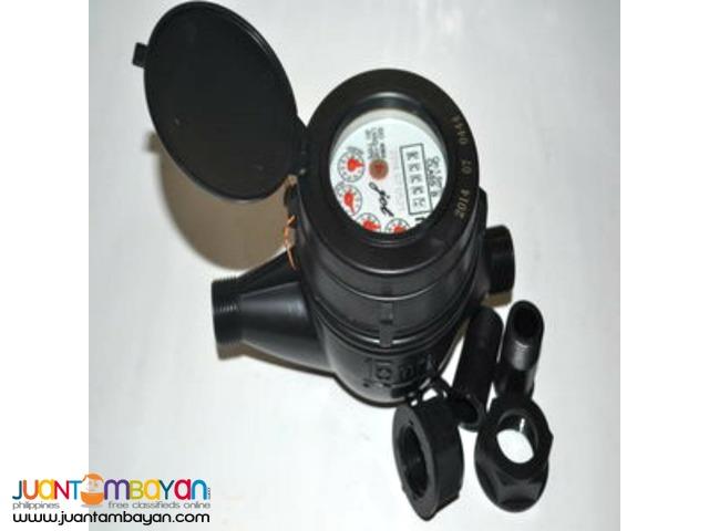 1/2″ Jet Water Meter (L) Plastic