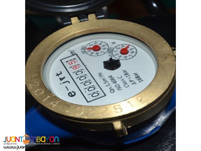 1/2″ Jet Water Meter -Class C