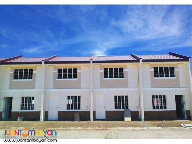 Ibiza Townhomes, a VERY AFFORDABLE House and Lot near SM San Mateo!