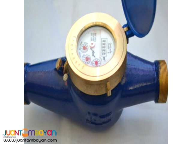 1-1/2″ Jet Water Meter (H)