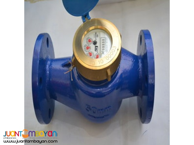 2″ Jet Water Meter (H) with Flanges