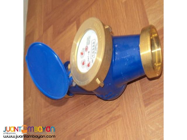 2″ E-jet Water Meter