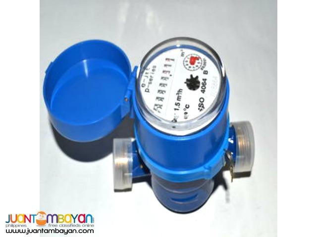1/2″ E-jet Water Meter (P)