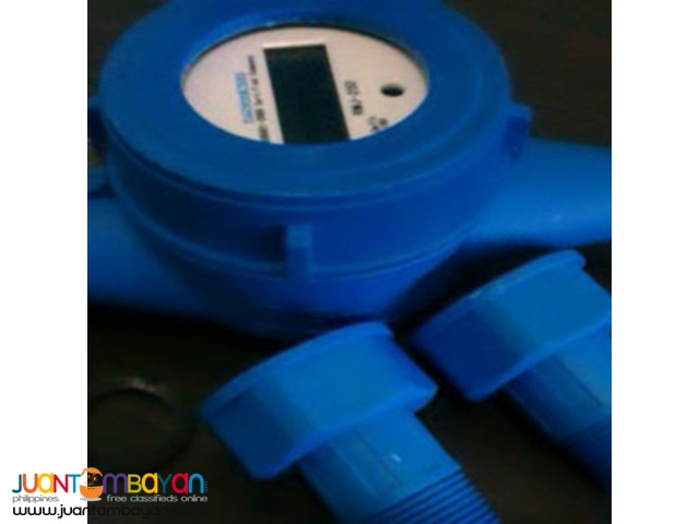 3/4″Digital Water Meter