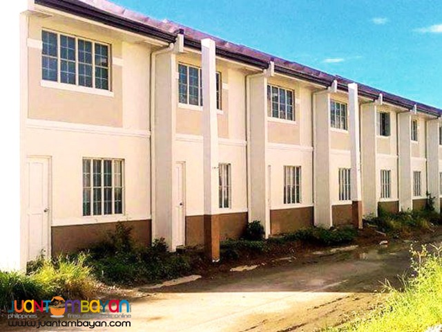 Brooklyn Heights- a VERY AFFORDABLE House and Lot near Balagtas Market
