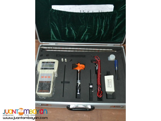 Portable Velocity Flow meter