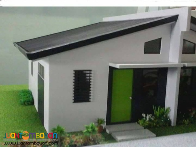 House for Sale Duplex at Trese Cavite