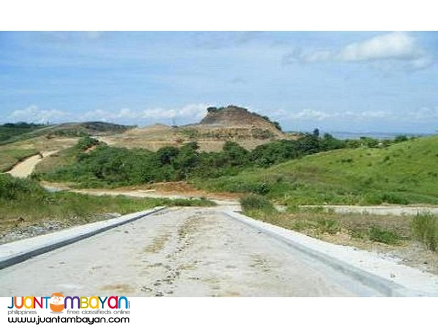 MONTEVERDE OVERLOOKING LOT FOR SALE IN TAYTAY RIZAL