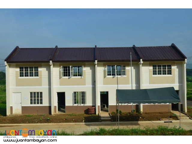 AFFORDABLE CLAYTON HILLS TOWNHOUSE THRU PAG IBIG NEAR QC AREA