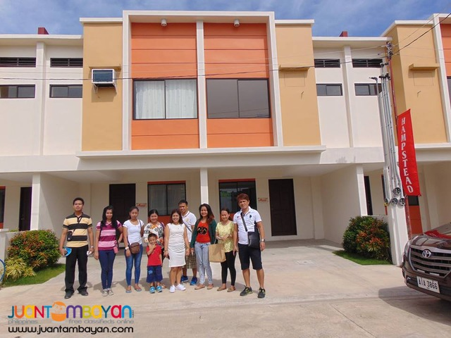 Hampstead Place Marikina Low DP House for Sale