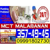 MCT Malabanan Siphoning Septic Tank Affordable Plumbing Services