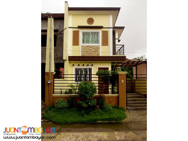 SINGLE ATTACHED HOUSE AND LOT PLACID HOMES NEAR SM SAN MATEO