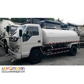 6 Wheeler Water Truck 4m³, 6cylinder in line 115HP