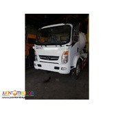 6 Wheeler Transit Mixer Truck 4m³ 6tons (Yuchai Engine)