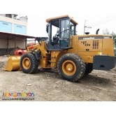 CDM833 Wheel Loader (Weichai Engine)  1.7m3 Capacity