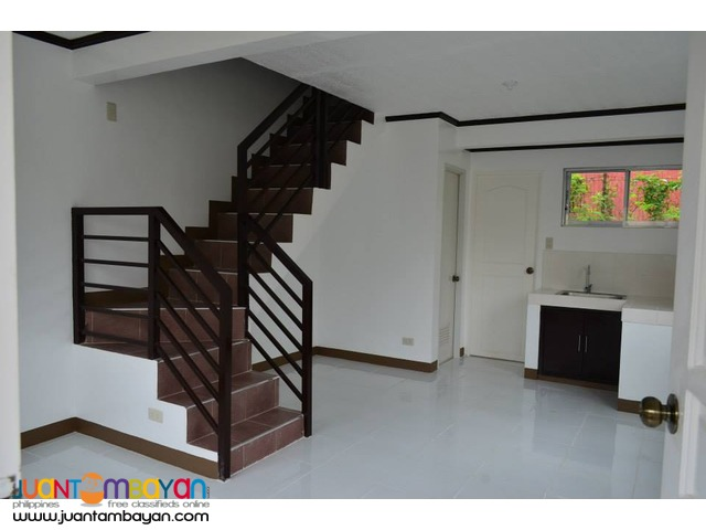 LAMAR 2BEDROOM 2TOILET&BATH HOUSE AND LOT FOR SALE WITH CARPARK