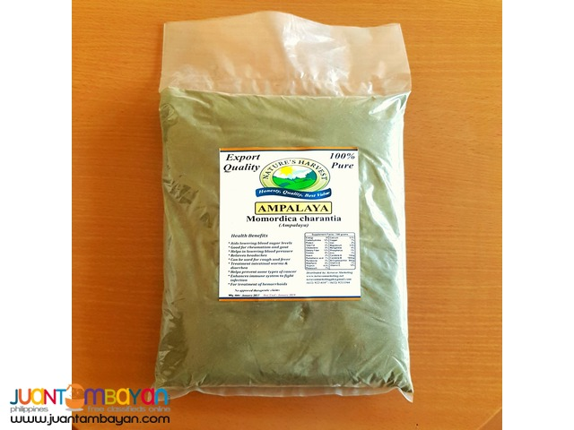 AMPALAYA POWDER