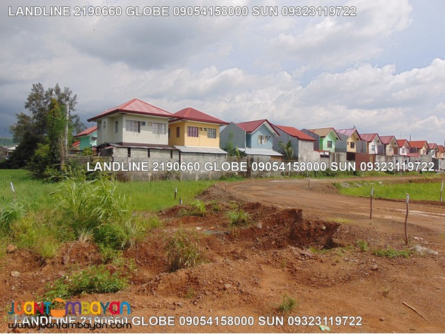 Capili Lots Residential for Sale in Guitnang Bayan SanMateo