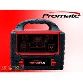 Promate powerstations rechargeable solar panel ready inverters