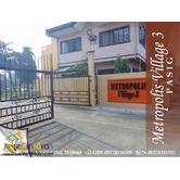 House and Lot for sale in Pasig Birmingham Metropolis