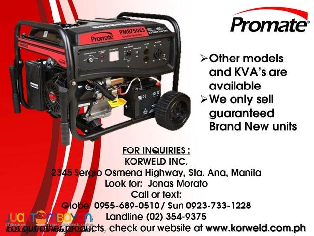 Generator Promate
