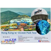 Hong Kong with Ocean Park Tour