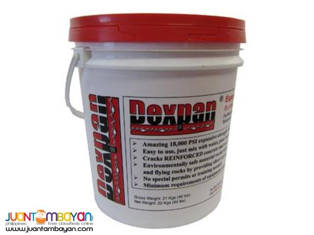 Dexpan - Concrete Admixture