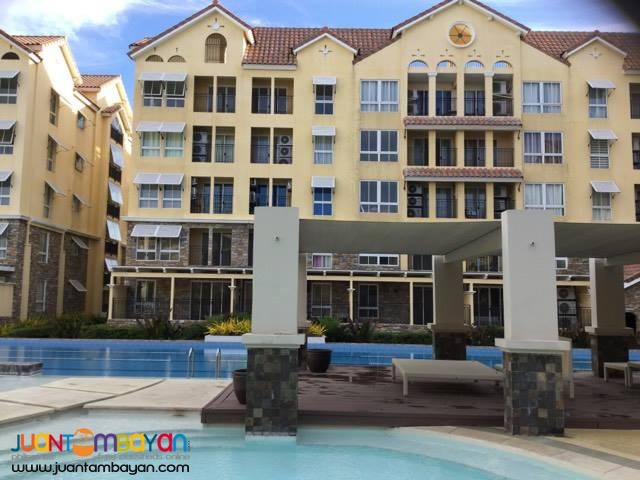 2 Bedrooms Condominium unit at Amalfi City De Mare, SRP Cebu
