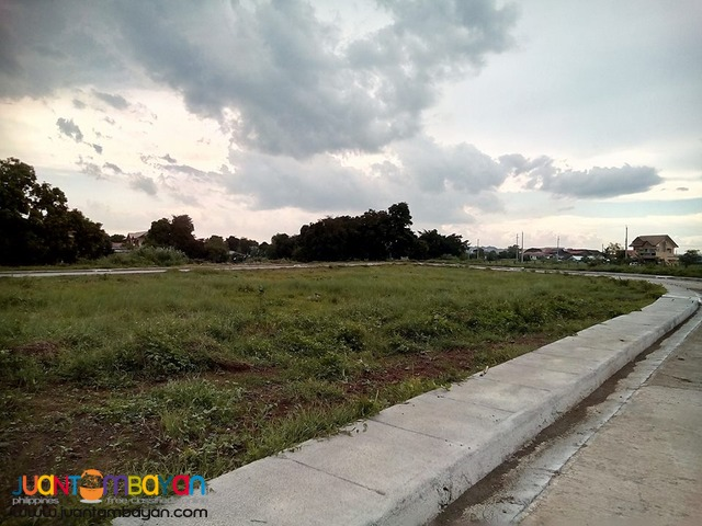 GREENLAND 282 SQM LOT FOR SALE IN AMPID TITLE READY