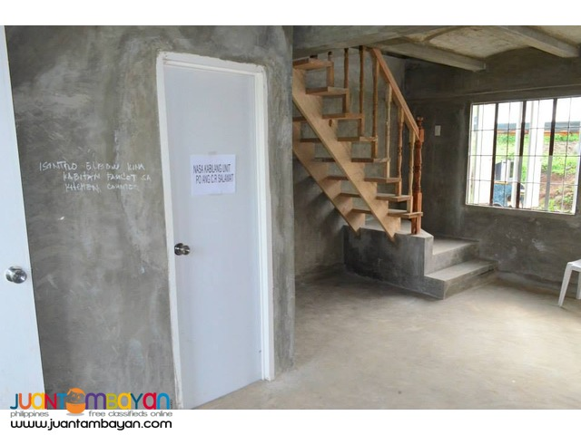 AFFORDABLE CLAYTON HEIGHTS TOWNHOUSE THRU PAG IBIG FINANCING