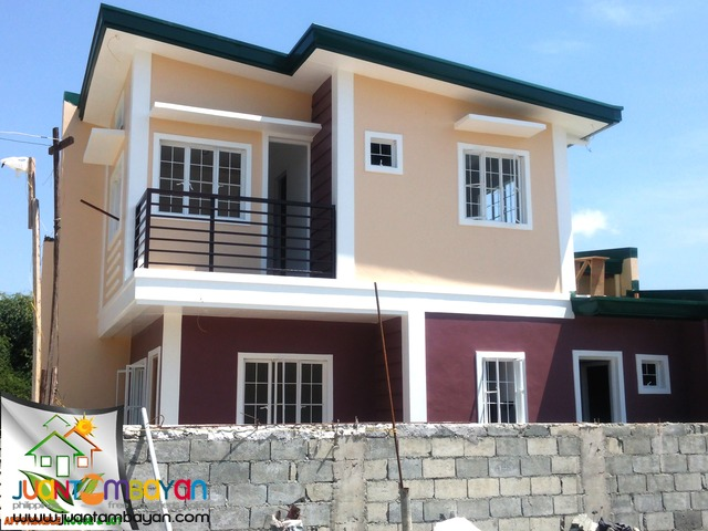 Placid Homes 3 House for Sale in Sanmateo thru Pagibig near QC
