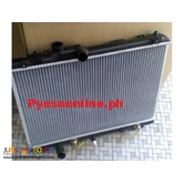 Suzuki Swift Radiator assembly 2008 to 2011