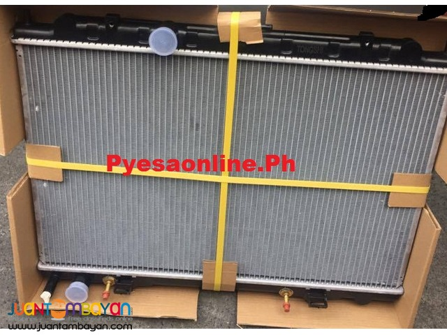 Nissan Xtrail 2004 to 2009 Radiator assembly