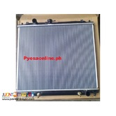 Mitsubishi Pajero japan version 4m40 radiator assembly