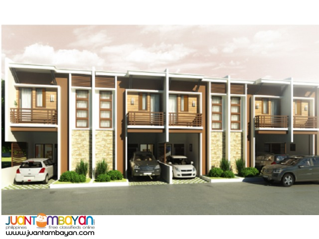 pre selling City Zen Townhouses in Capitol Site, Cebu City
