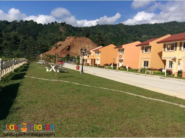 pre selling Issa 3br house riverfront camella pit os cebu city