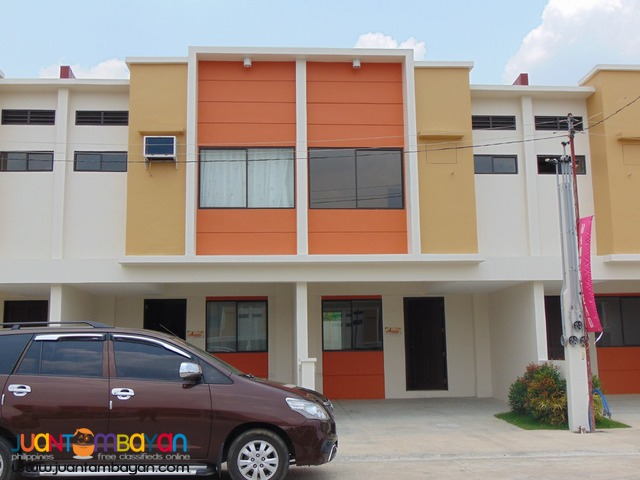 HAMPSTEAD PLACE TOWNHOUSE FLOOD FREE SUBDIVISION IN MARIKINA