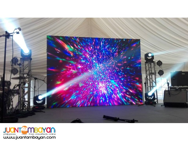 Professional Lights and Sound System For Rent