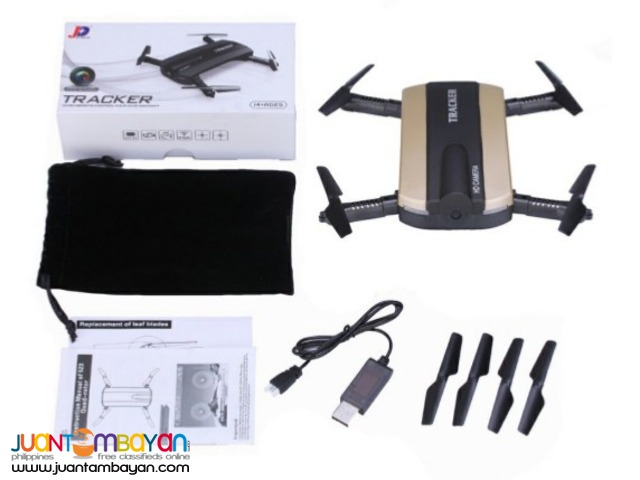 Tracker Portable Selfie Pocket Drone