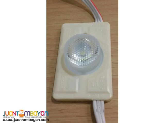 LucentFlash Signage LED High Power Injection Module, 3w