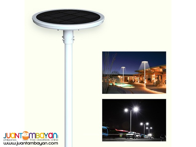 PowerStar Solar Integrated Courtyard Light