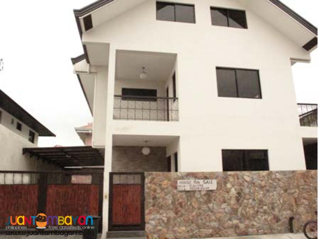 PH491 Townhouse for Sale in Pasig 10M