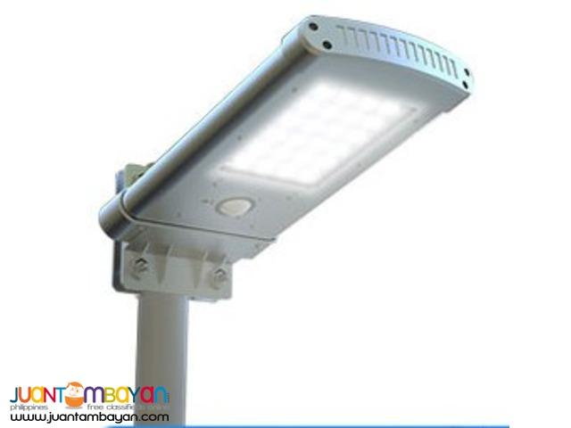 PowerStar Solar Integrated Street Light