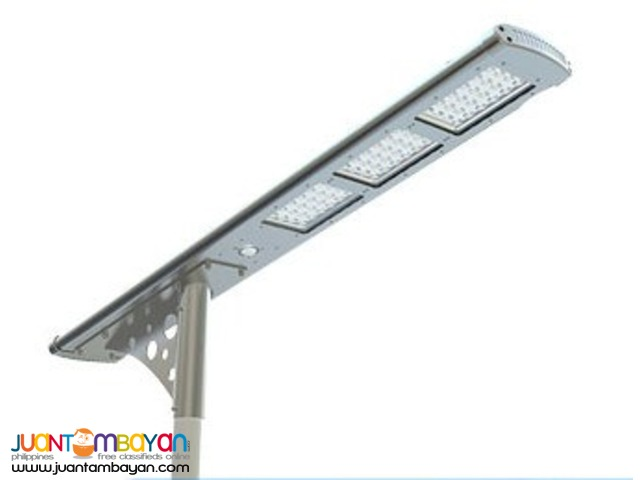 PowerStar Solar Integrated Street Light