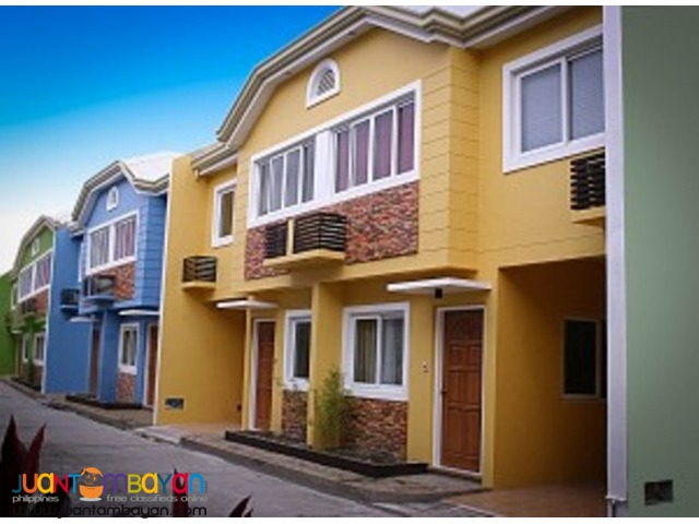 PH278 Townhouse in Valenzuela for Sale at 4.3M