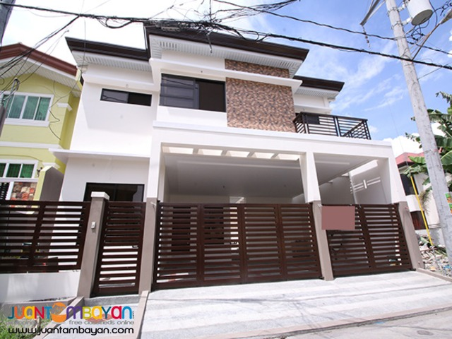 PH750 Single Detached In Pasig At 14M