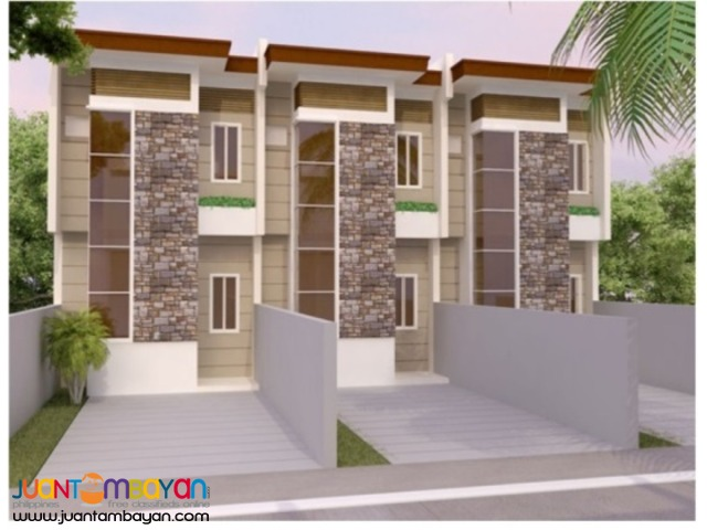PH205 Townhouse in Caloocan at 3.250M
