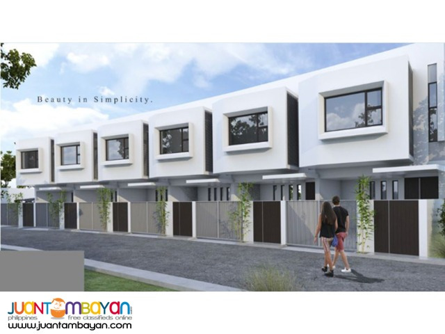 PH732 Townhouse For Sale In Taytay Rizal At 3.988M